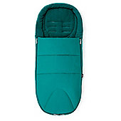 Mamas & Papas - Cold Weather Plus Footmuff - Teal