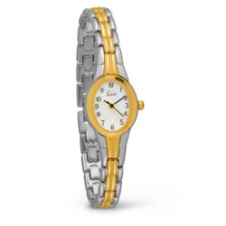 Limit Ladies Two Tone Bracelet Watch