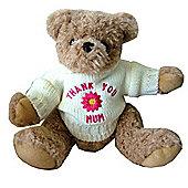 Thank You Mum Teddy Bear