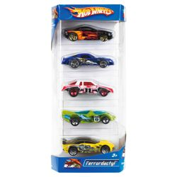 Hot Wheels Cars 5 Pack