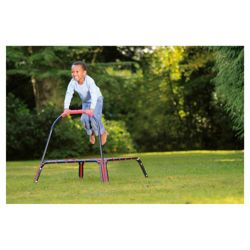 Tesco Trampoline with Foam Rubber