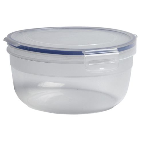 Buy Tesco Klip Fresh 1 5l Bowl Food Container From Our
