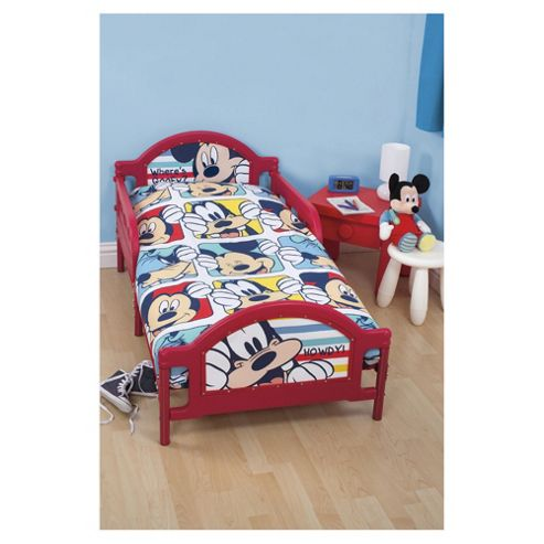 Mickey Mouse Junior Bed Bedding Set