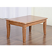 G&P Furniture Windsor House Coffee Table - Maple