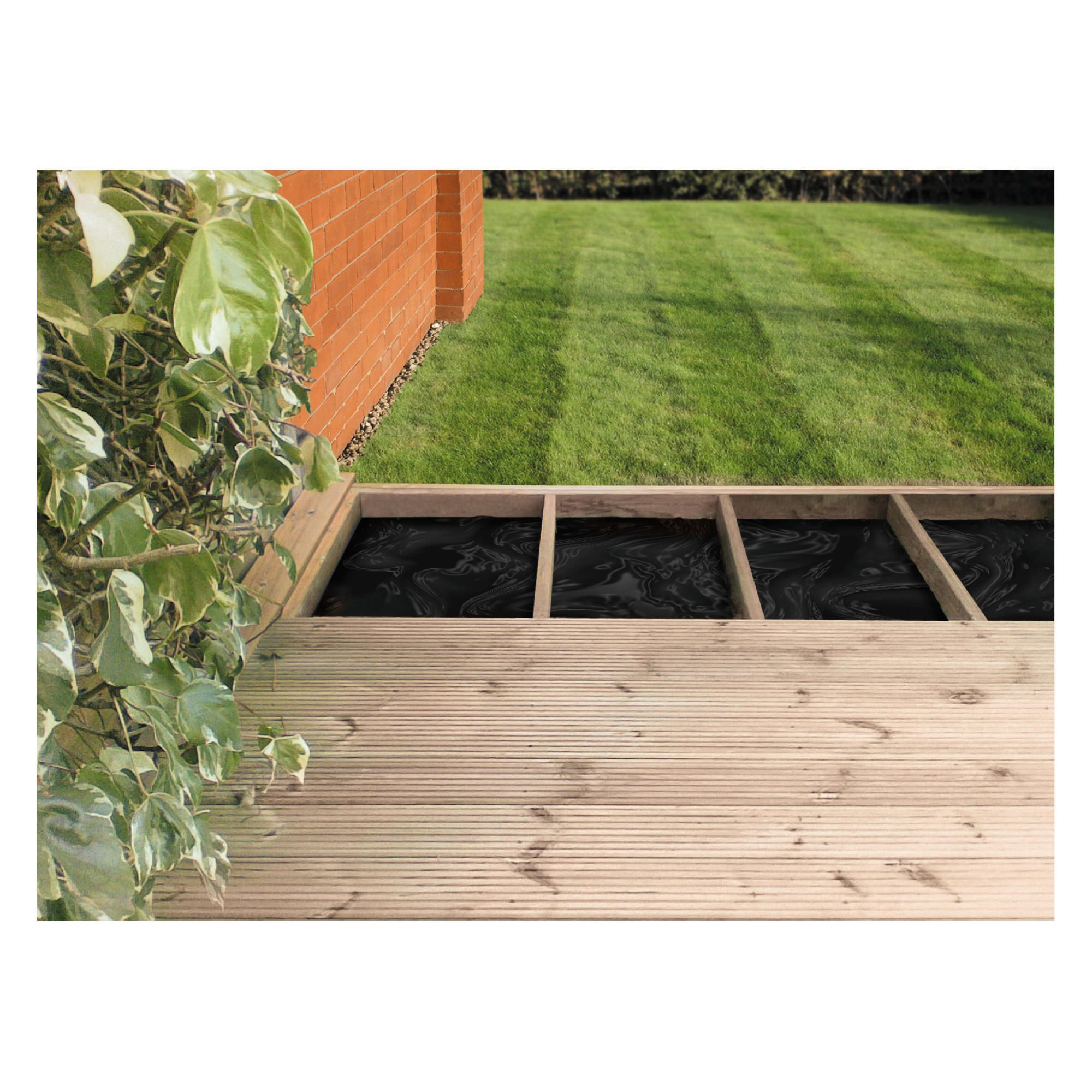 Finnlife Deck and Joist Pack (2.4mx3.6m). at Tesco Direct