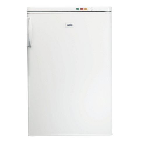 Zanussi ZFT610W under counter freezer