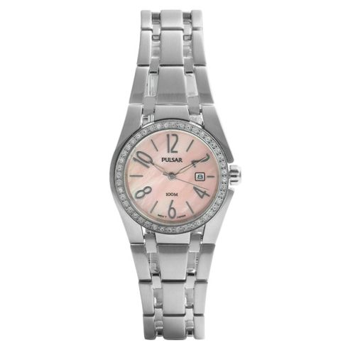 Pulsar Ladies Large Bracelet Watch