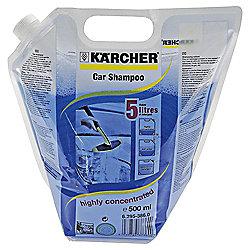 Karcher Car Wash Shampoo Pouch, 500ml