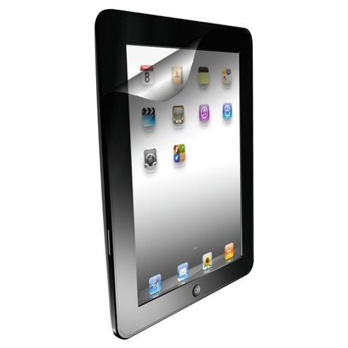 Protec iPad 2 Screen Protector AntiFinger Print Clear