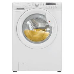 Hoover VHW656D White Washer Dryer, 6kg Wash Load, 1600 RPM Spin, B Energy Rating. White
