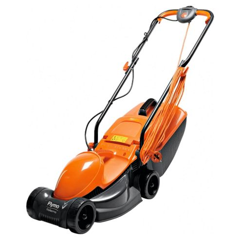 Flymo Rollermo 1000W Electric Wheeled Rotary Lawnmower
