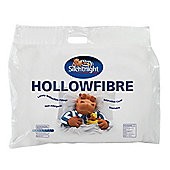 Silentnight Hollowfibre Double Duvet, 4.5 Tog,