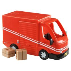 Postman Pat Sds Push Along Van