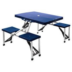 Tesco Folding Picnic Table & Chairs