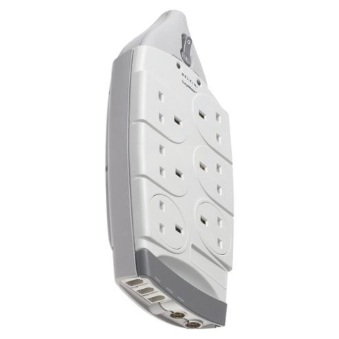Belkin Components 6Socket SurgeMaster Superior Series with Telephone and AV Protection