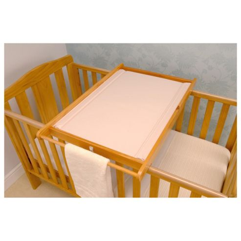 East Coast Canterbury Cot Top Changer, Pine