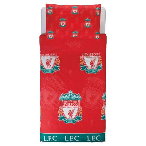 Liverpool Football Club Rotary Duvet
