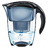 BRITA Elemaris 2.4 Litre Water Filter Jug, Black