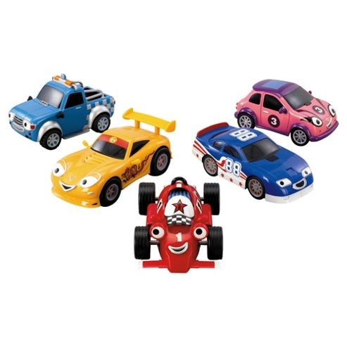 Roary The Racing Car Friction Powered Vehicle- Assortment – Colours & Styles May Vary