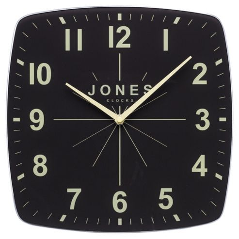 Jones & Co Boxy Clock
