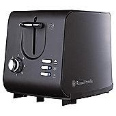 Russell Hobbs 14837 Toaster, Matt Black