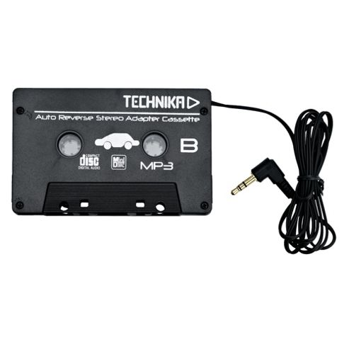 Technika MA-109 MP3 Cassette adaptor