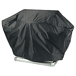 Tesco Large BBQ Cover Black