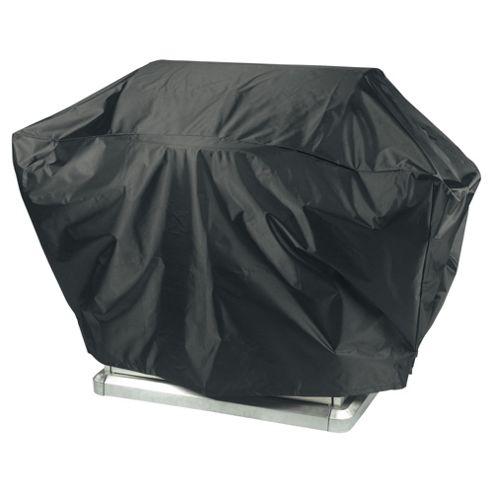 Tesco Large BBQ Cover Black