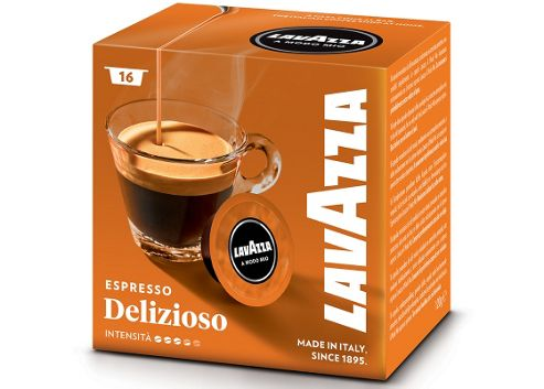 buy lavazza a modo mio deliziosamente 120g coffee pods. Black Bedroom Furniture Sets. Home Design Ideas