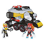 Mega Bloks Power Rangers Megaforce Robo Knight