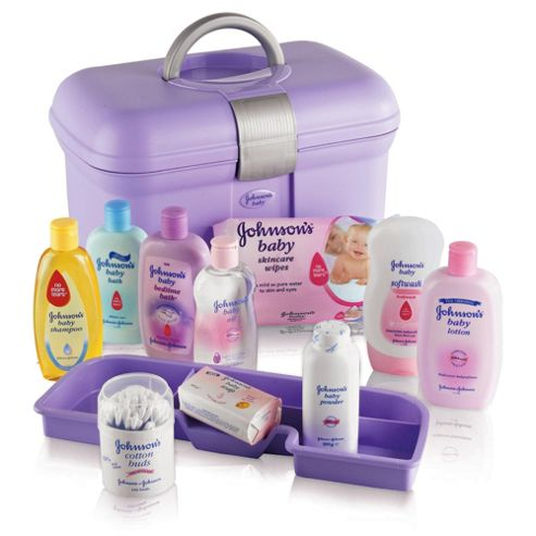 Buy Johnson S Baby Skincare Essentials Box From Our
