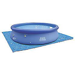 Tesco Ground Cloth For 8ft Quick Up Swimming Pool