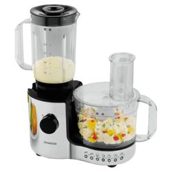 Kenwood FP196 Chrome Food Processor