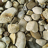Cream Pebbles Decorative Stone