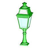Roger Pradier Avenue 3 No. 5 Bollard Light - Verdigris