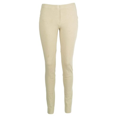 Ladies' Basic Beige Jodhpur Size 10