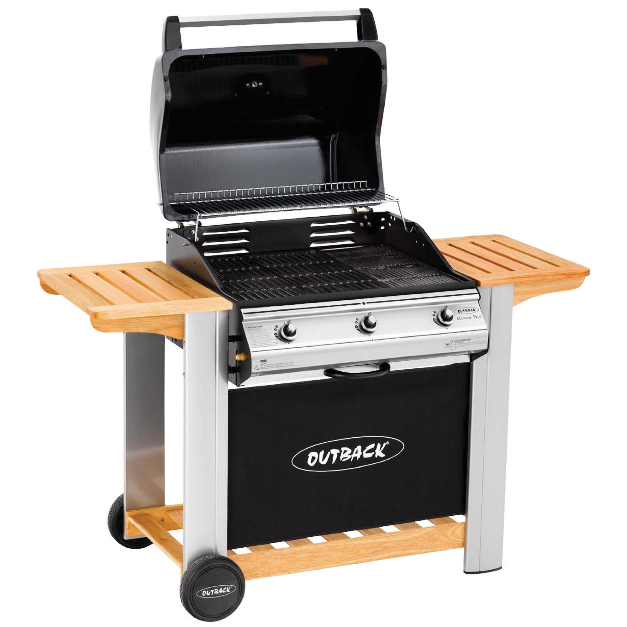 Outback Spectrum 3 Burner Gas BBQ at Tesco Direct