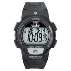 Timex Ironman Black Digital Watch