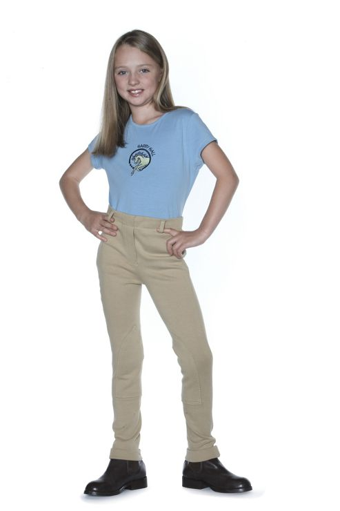 Harry Hall Child's Beige Jodhpurs 24