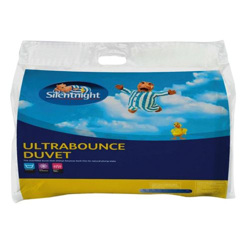 Silentnight Ultrabounce 4.5 Tog Duvet Single