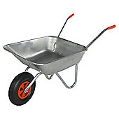 Tesco Galvanised Wheelbarrow