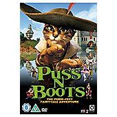 Puss N Boots (DVD)