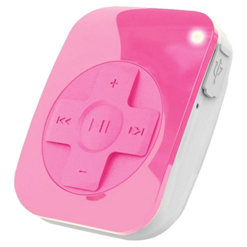 Technika MP229 2GB MP3 Player Pink