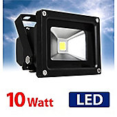 MiniSun Neutral White 4000K 10w IP66 LED Floodlight Black