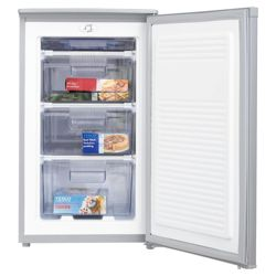 Whirlpool AFB910/1/IS Freezer, Freezer Capacity: 80 Litres, Energy Rating A, Width 530.0cm. Sliver