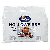 Silentnight Hollowfibre Single Duvet, 4.5 Tog