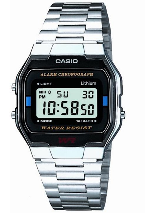 Casio A163WA-1Q Classic Digital Watch