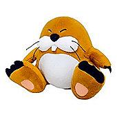 "Official Nintendo Mario Plush Series Stuffed Toy - 6"" Monty Mole"