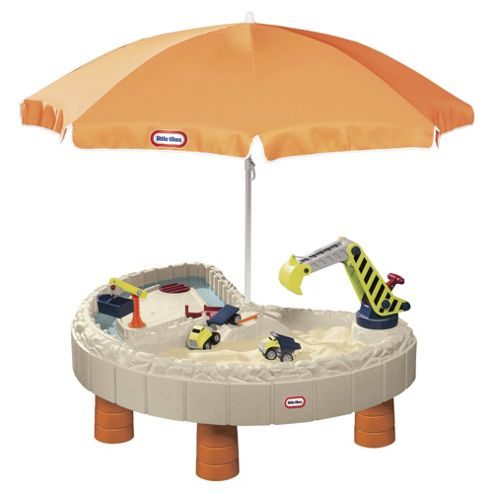 Little Tikes Builders Bay Sand and Water Table Playset