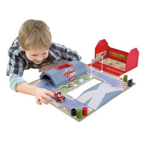 Roary Race Track & Garage Set